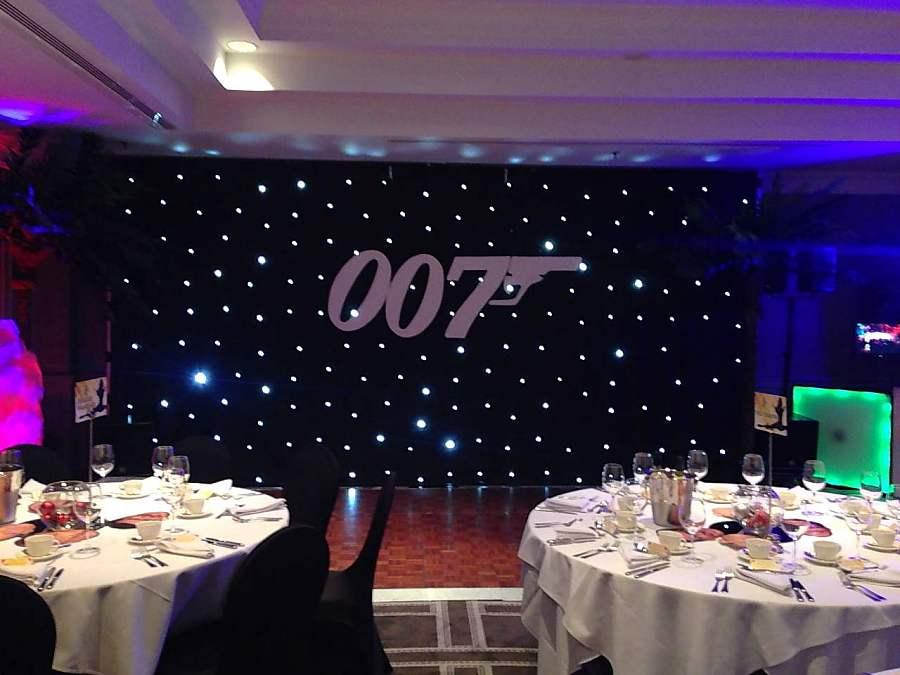 James Bond Themed Event Berkshire Buckinghamshire