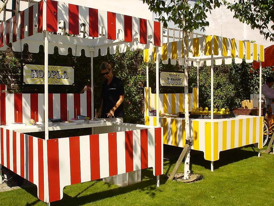 Exhibition Stall Games : Funfair stall hire fairground berkshire